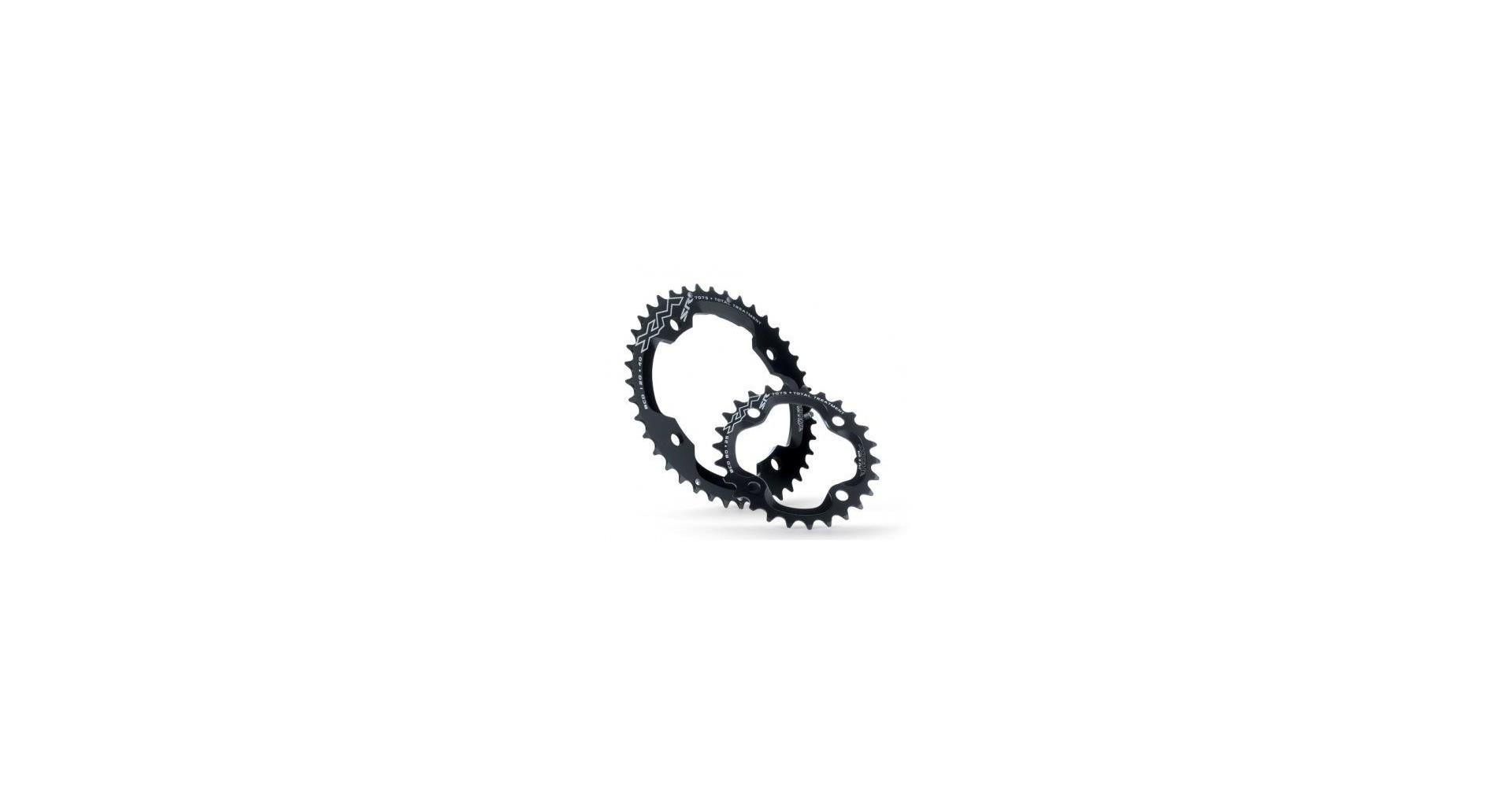Tarcza Miche XM SR MTB Chainwheel 38z black BCD120