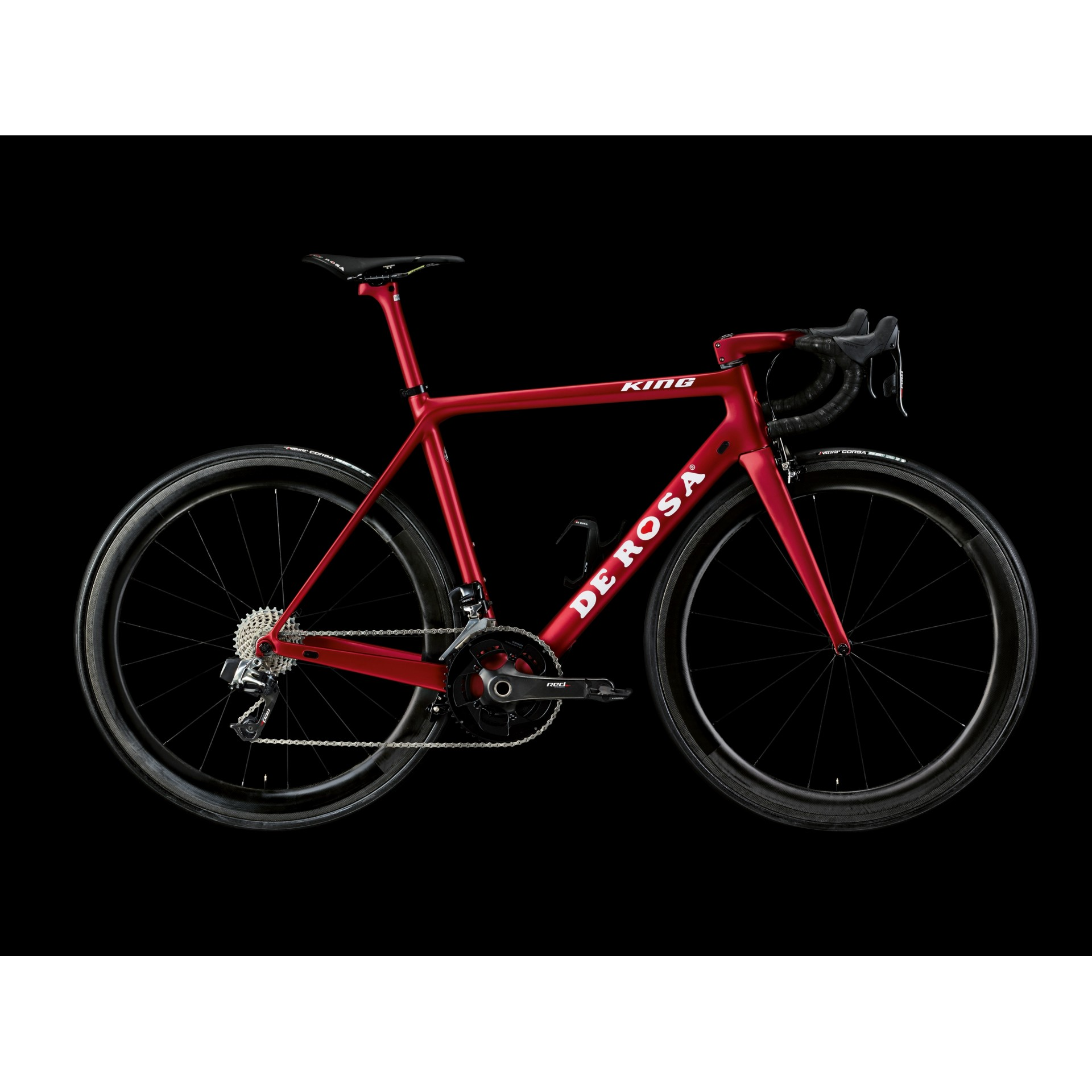 Rower De Rosa KING RED